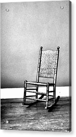 Rocking Chair Acrylic Print