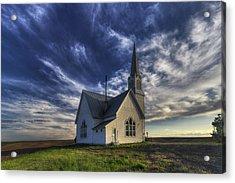 Rocklyn Zion German Methodist Church Acrylic Print