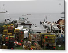 Rockport Maine Acrylic Print