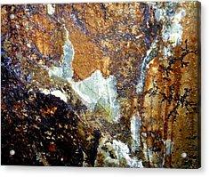 Rockscape 10 Acrylic Print