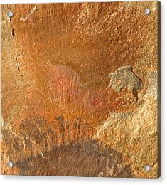 Acrylic Print featuring the photograph Rockscape 6 by Linda Bailey