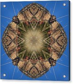 Rockscape Layers Acrylic Print