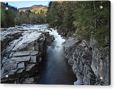 Rocky Gorge Acrylic Print by Andrea Galiffi