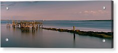 Rocky Point Acrylic Print by Pro Shutterblade