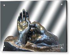 Rodin Series 02 Acrylic Print