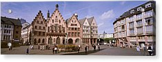Roemer Square, Frankfurt, Germany Acrylic Print by Panoramic Images