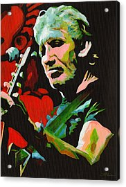 Roger Waters. Breaking The Wall  Acrylic Print
