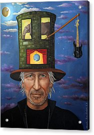 Roger Waters Acrylic Print
