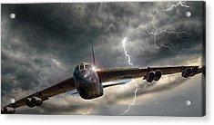 Thundering B-52 Acrylic Print