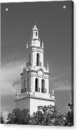 Rollins College Knowles Memorial Chapel Acrylic Print by University Icons