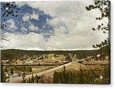 Rollinsville Colorado Acrylic Print by James BO  Insogna
