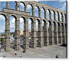 Roman Aqueduct IIi Acrylic Print