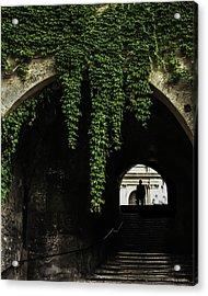 Roman Arch Acrylic Print