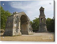 Roman Ruins, France Acrylic Print