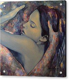 Romance With A Chimera Acrylic Print