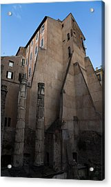 Rome - Centuries Of History And Architecture  Acrylic Print