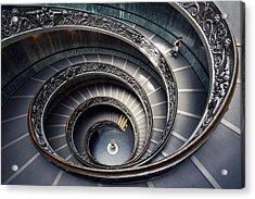 Rome Vatican Museum Acrylic Print