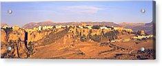 Ronda Gorge, Andalucia, Spain Acrylic Print