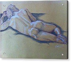 Ronnie I Acrylic Print