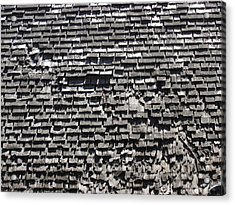 Roof Textures Acrylic Print