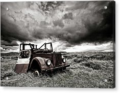 Roofless Acrylic Print