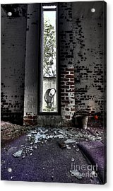 Room With A View Acrylic Print by Roddy Atkinson