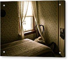Acrylic Print featuring the photograph Room301 Irish Inn by Joan Reese
