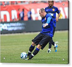 Rooney 2 Acrylic Print