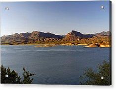 Roosevelt Lake Arizona - The American Southwest Acrylic Print
