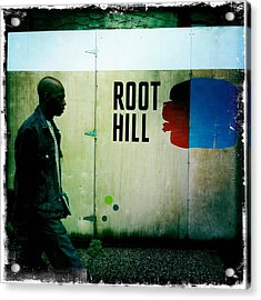 Root Hill Acrylic Print