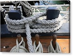 Ropes II Acrylic Print
