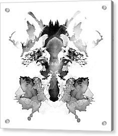 Rorschach Acrylic Print
