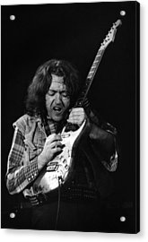 Rory Gallagher 1 Acrylic Print