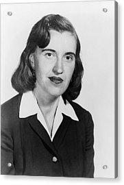 Rosalyn Sussman Yalow (1921-2011) Acrylic Print by Granger
