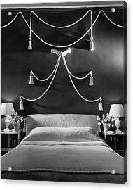 Rose Hobart's Bedroom Acrylic Print