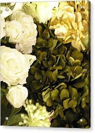 Rose Lights Acrylic Print