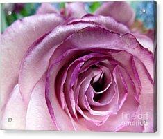 Rose Neptune Acrylic Print