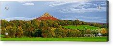 Roseberry Topping Yorkshire Moors Acrylic Print