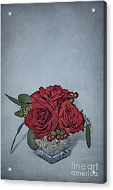 Roses Are Red... Acrylic Print