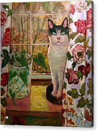 Rosie Acrylic Print