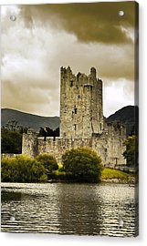 Ross Castle Killarney Acrylic Print by Jane McIlroy