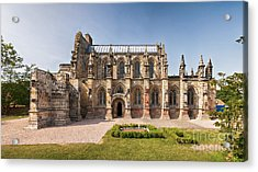 Rosslyn Chapel 01 Acrylic Print by Antony McAulay