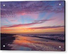 Rosy-fingered Dawn Acrylic Print