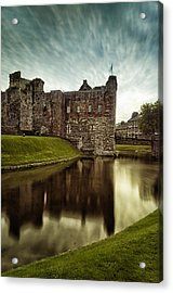 Rothesay Castle Acrylic Print