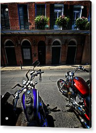 Round N Rounds Acrylic Print
