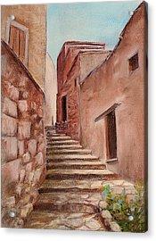 Roussillon Walk Acrylic Print by Anastasiya Malakhova