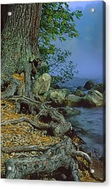 Acrylic Print featuring the photograph Route Of The Voyageurs by Gary Hall