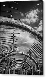 Route To Freedom Acrylic Print by Arkady Kunysz