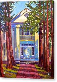 Rowan Oak Acrylic Print by Jeanette Jarmon