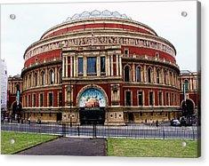 Royal Albert Hall London Acrylic Print by Nicky Jameson